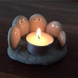 04 diy home decor ideas pebbles river rocks homebnc.jpg