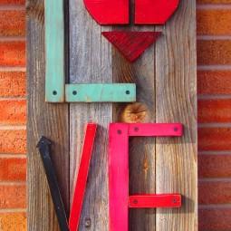 04 rustic love wood signs ideas homebnc.jpg
