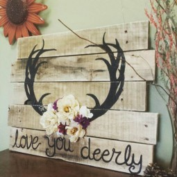 05 rustic love wood signs ideas homebnc.jpg