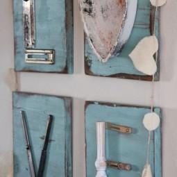 06 rustic love wood signs ideas homebnc.jpg