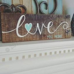 13 rustic love wood signs ideas homebnc.jpg