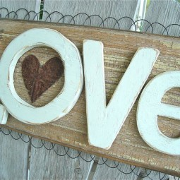 17 rustic love wood signs ideas homebnc.jpg