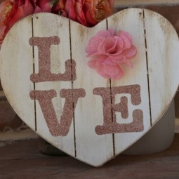20 rustic love wood signs ideas homebnc.jpg