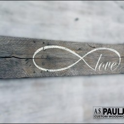 21 rustic love wood signs ideas homebnc.jpg