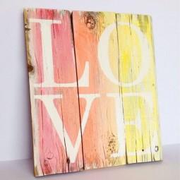 23 rustic love wood signs ideas homebnc.jpg