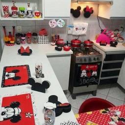 Jedes Zimmer mit Mickey Mouse Deko gestalten - nettetipps.de