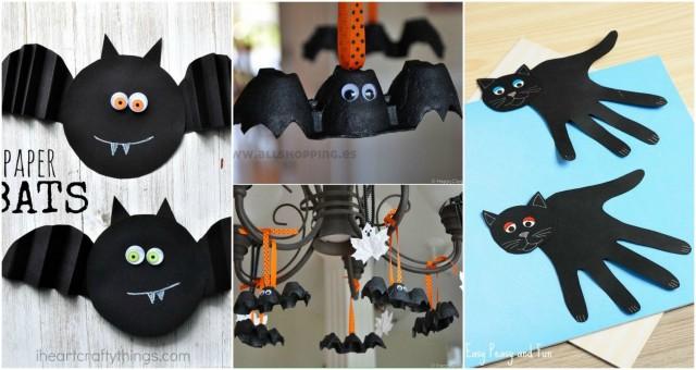 halloween party deko f r kinder. Black Bedroom Furniture Sets. Home Design Ideas