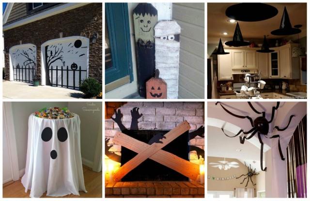 Gunstige Diy Halloween Dekoration Nettetipps De