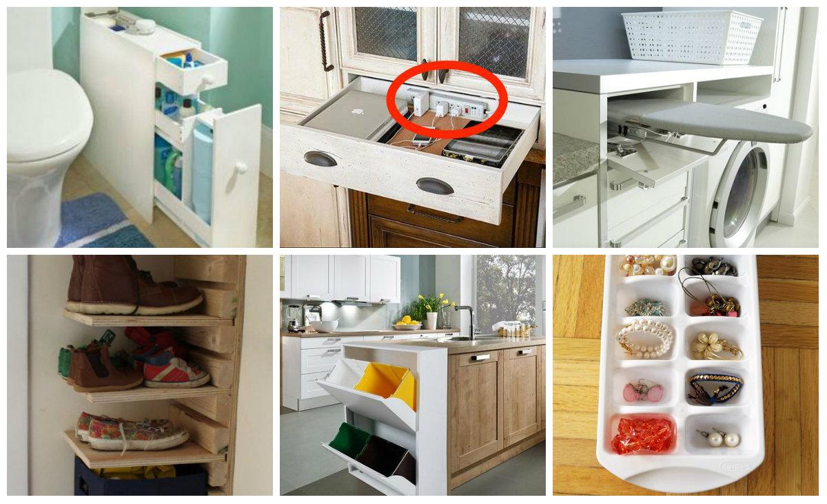 26 g nstige aufbewahrung und organisation ideen f r die ganze wohnung. Black Bedroom Furniture Sets. Home Design Ideas