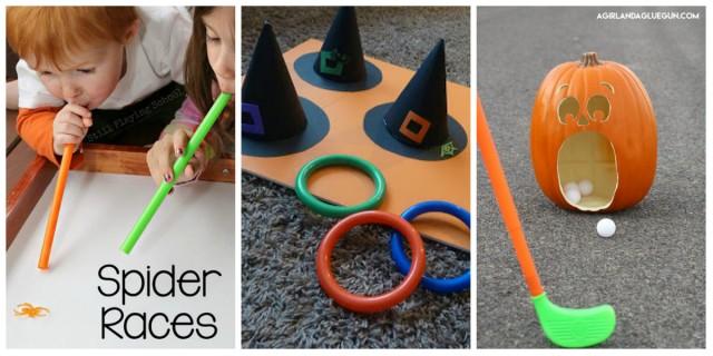 Halloween Party Kinderspiele