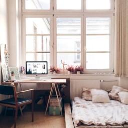 Recycled pallet bed frames homesthetics 1.jpg