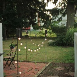 String lighting ideas for fall yard and garden 2.jpg