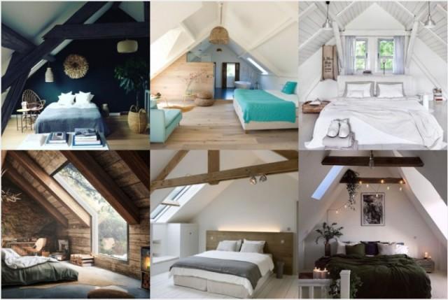 Traumhaftes Schlafzimmer Im Dachgeschoss Nettetipps De
