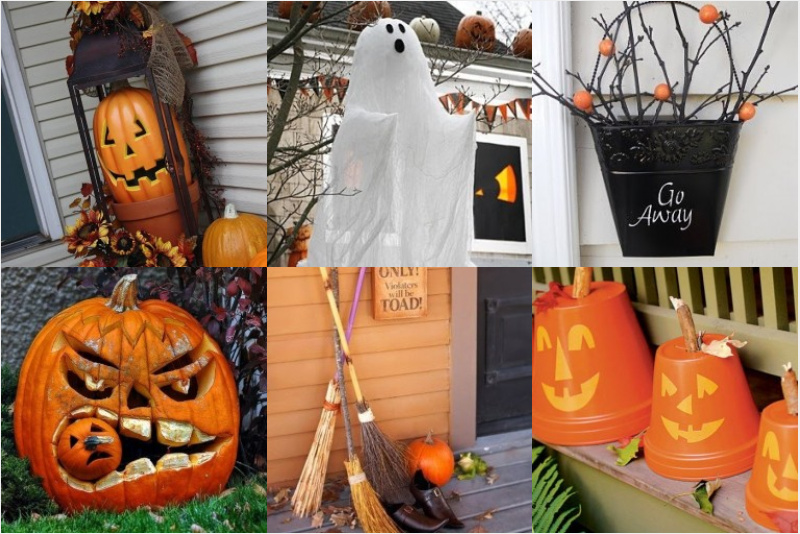 Susse Diy Halloween Dekoideen Fur Draussen Nettetipps De
