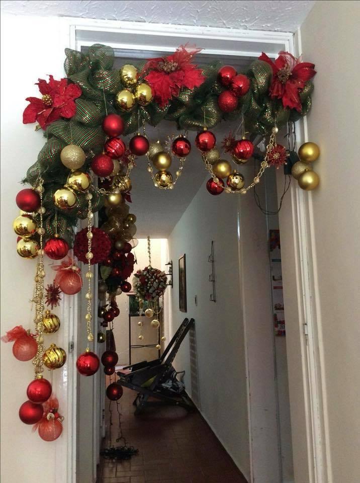 Mit weihnachtskugeln dekorieren - Weihnachtskugeln dekorieren ...