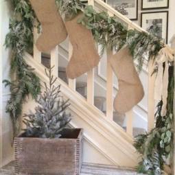 Treppen Dekoration