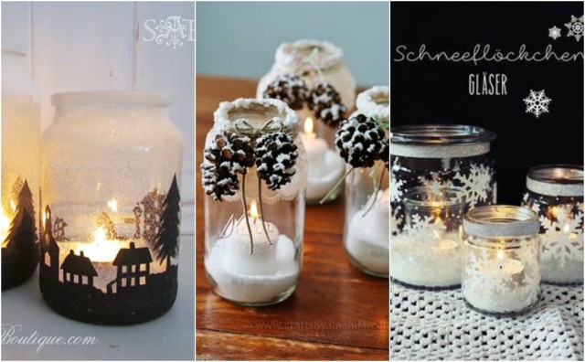 diy weihnachtsdeko in gl sern. Black Bedroom Furniture Sets. Home Design Ideas