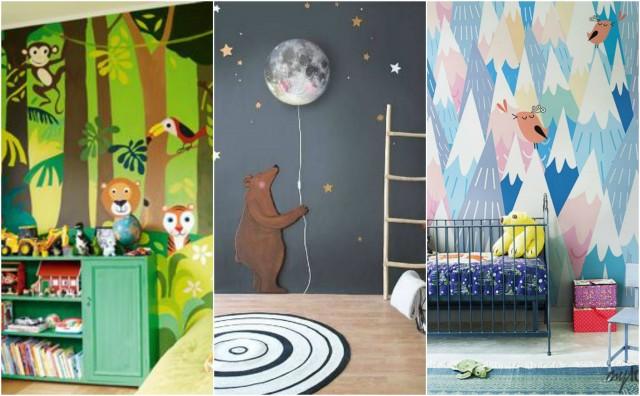 Kreative Kinderzimmer 10 kreative kinderzimmer wandmalereien nettetipps de