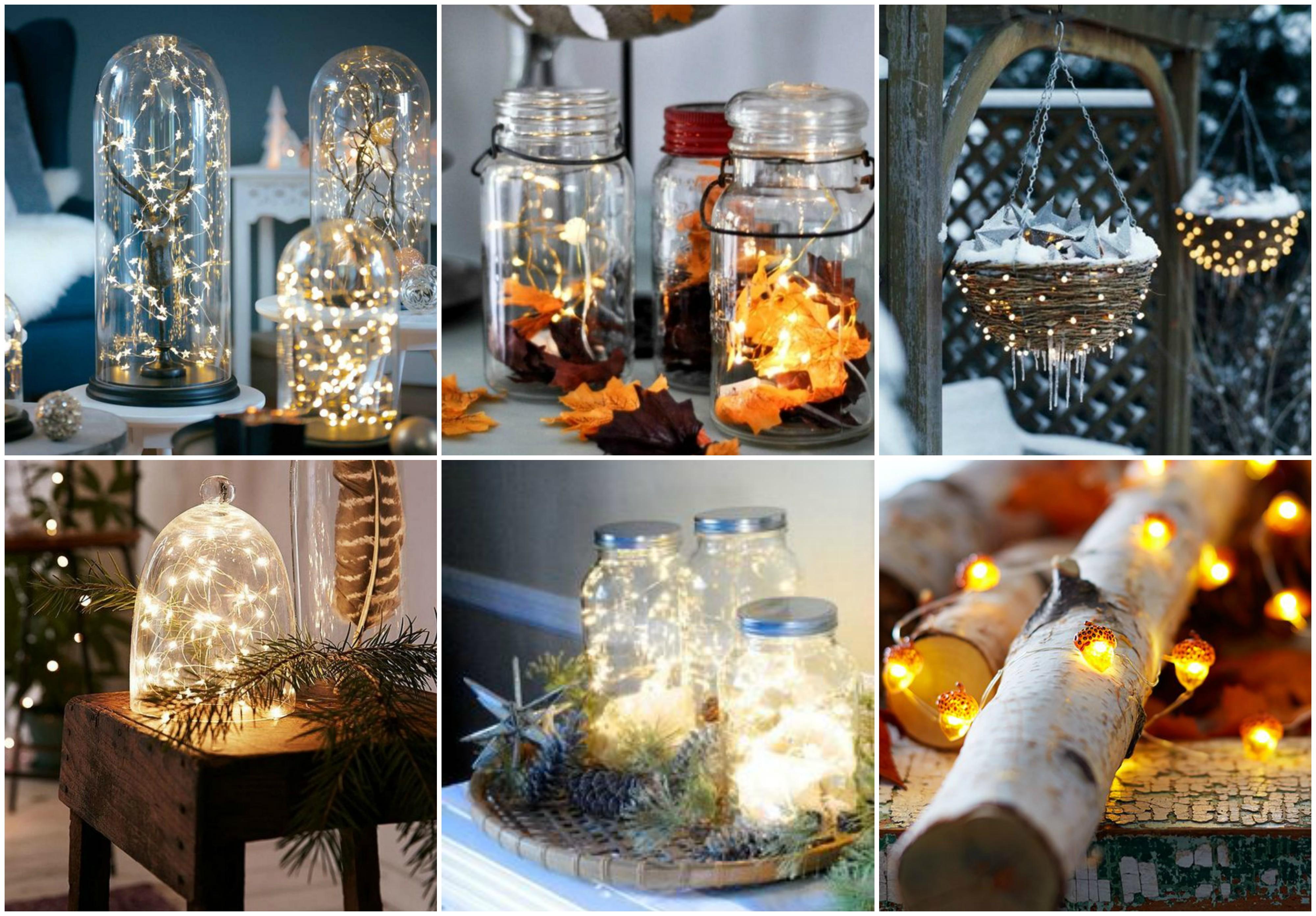 winterliche beleuchtungsideen f r eure wohnung. Black Bedroom Furniture Sets. Home Design Ideas