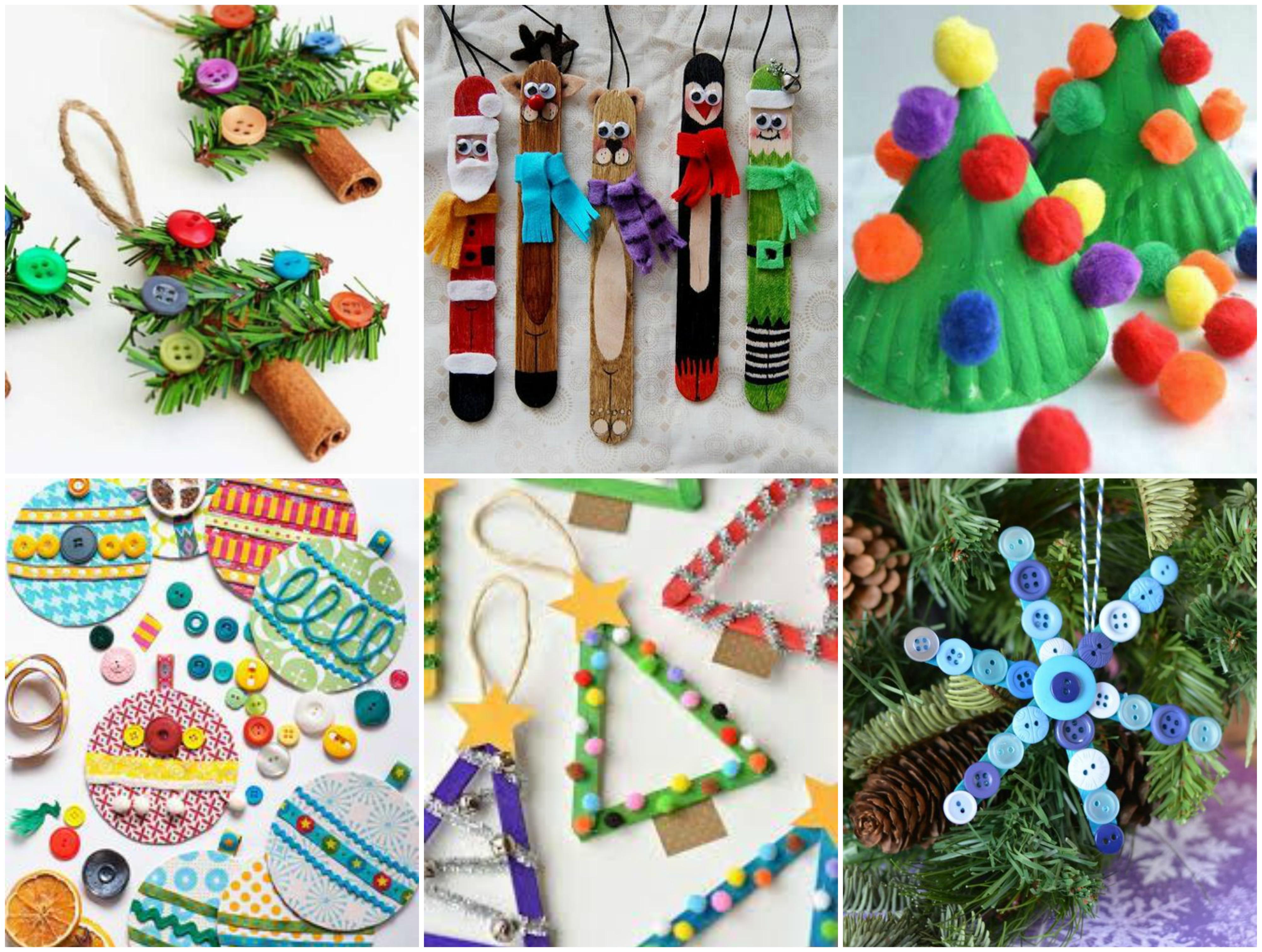 Basteln im WINTER - 15 Ideen für Kinder :) - nettetipps.de