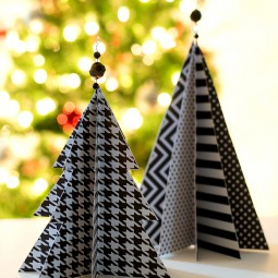 Christmas craft idea paper trees.jpg