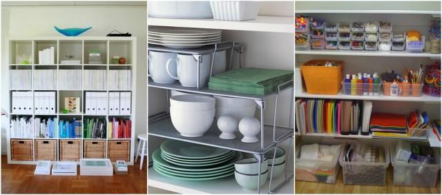regale im haushalt organisieren 15 clevere ideen. Black Bedroom Furniture Sets. Home Design Ideas
