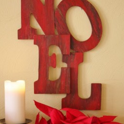 04 christmas wall decor ideas homebnc.jpg