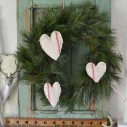 12 christmas wall decor ideas homebnc.jpg