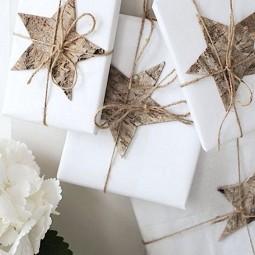 20 einfache weihnachtliche verpackungsarten. Black Bedroom Furniture Sets. Home Design Ideas