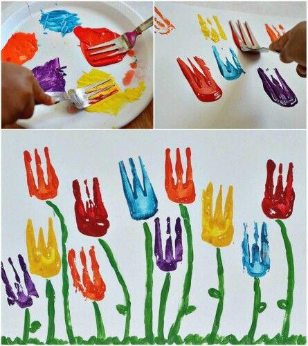 Malen Aktivitäten Mit Kindern 10 Kreative Ideen Nettetippsde