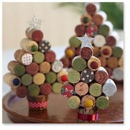 Weihnachtsdeko Aus Kork Basteln 15 Tolle Ideen Nettetipps De