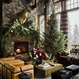40 inspiring christmas decoration house 21.jpg