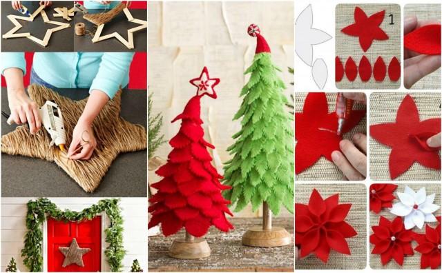 Weihnachtsdeko Selber Machen 10 Diy Fotoanleitungen Nettetippsde