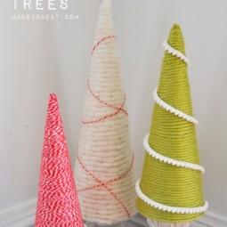 Diy christmas cone trees 7.jpg