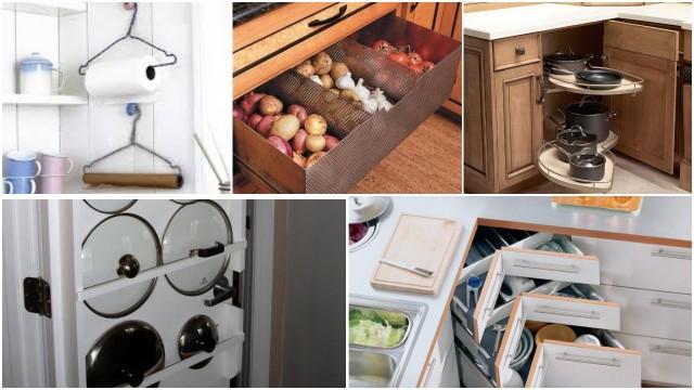 22 Tipps Tricks Wie Man Praktisch Kuche Organisieren Kann