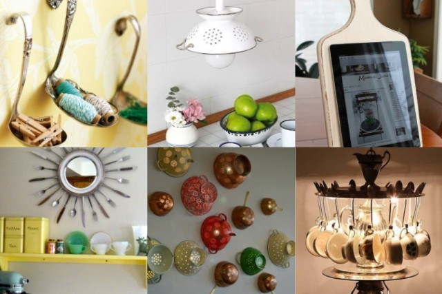 14 super kreative upcycling ideen f r k chenutensilien - Upcycling ideen ...