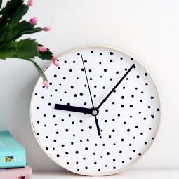 06 diy wall clock ideas homebnc.jpg