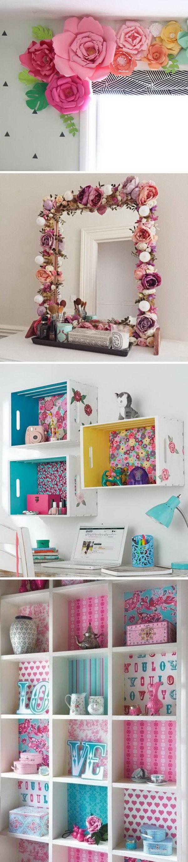 deko f rs m dchenzimmer. Black Bedroom Furniture Sets. Home Design Ideas