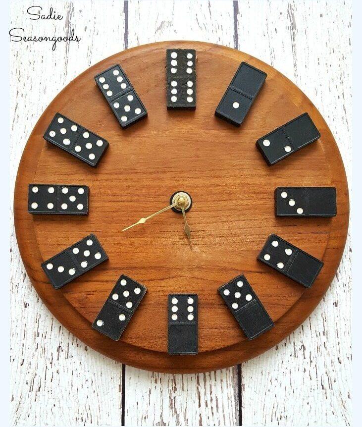11 diy wall clock ideas homebnc.jpg