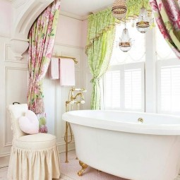 Shabby Chic Badezimmer - tolle Dekoration Ideen - nettetipps.de