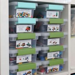 13 geniale Ideen, wie man LEGO aufbewahren und sortieren ...