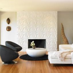 Accent wall surface ideas with sensational 3d panels.jpg