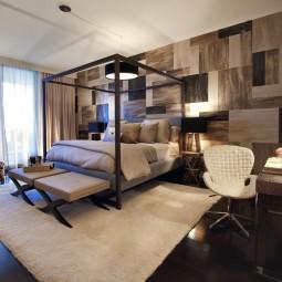 Accent walls ideas in modern bedroom.jpg