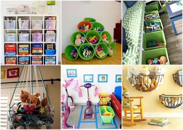 Kinderzimmer Super Einfache Tricks Fur Mehr Ordnung Nettetipps De