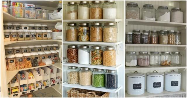 Nützliche Organisationsideen für Küche & Speisekammer :) - nettetipps.de