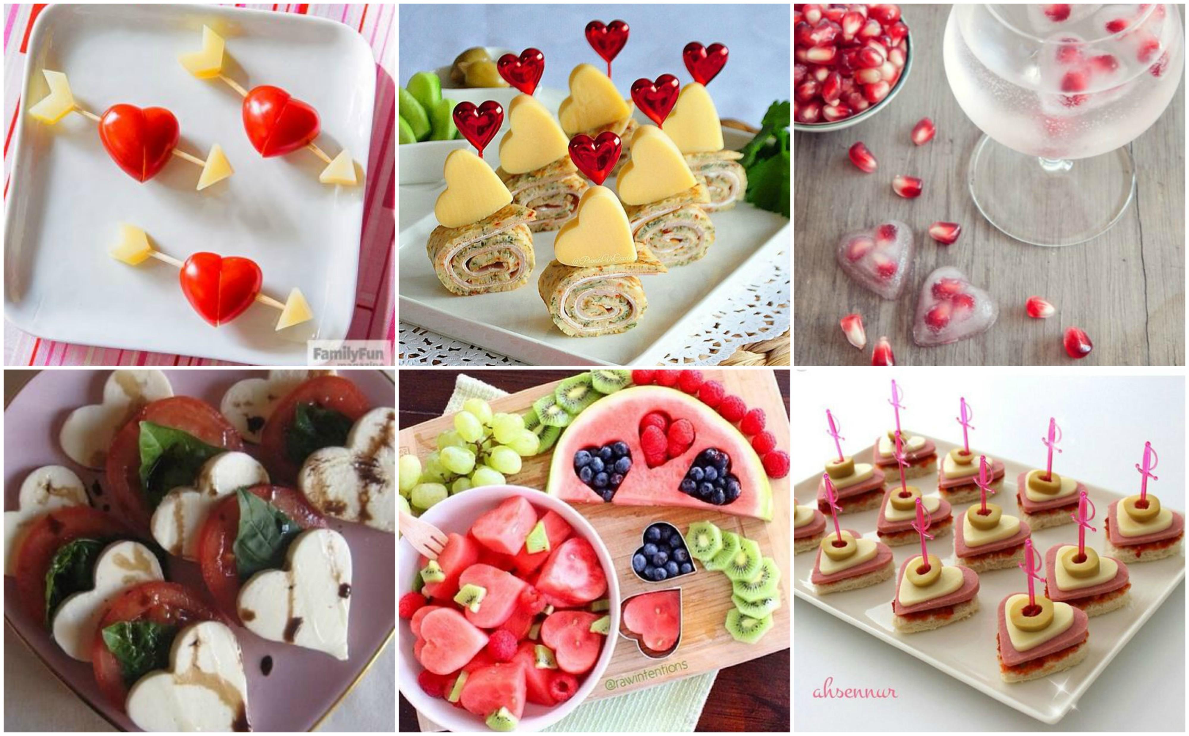 Verfuhrerische Snacks Zum Valentinstag Nettetipps De