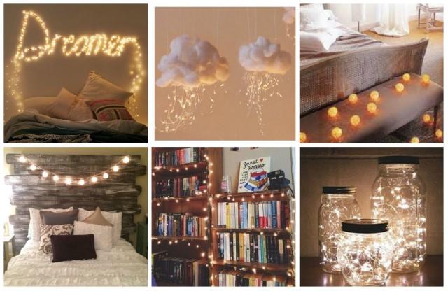 Märchenhafte Diy Licht Dekoration Für Eure Wohnung Nettetipps De