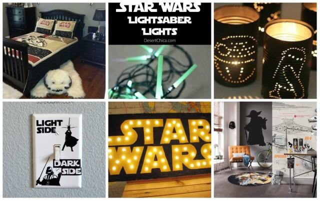 Star wars kinderzimmer einrichten for Star wars kinderzimmer