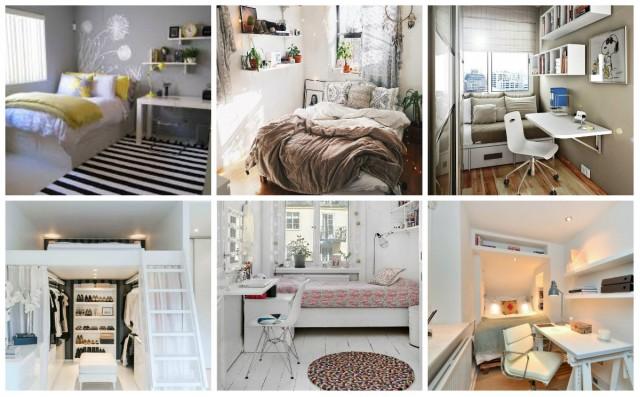 Einrichtung Tipps für kleines Schlafzimmer - nettetipps.de