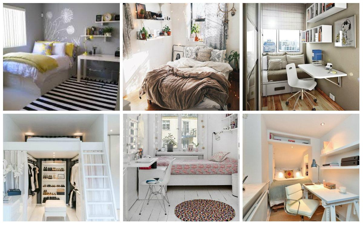 einrichtung tipps f r kleines schlafzimmer. Black Bedroom Furniture Sets. Home Design Ideas